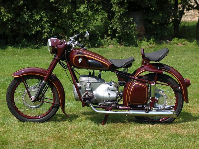 ifa bk 350 1956