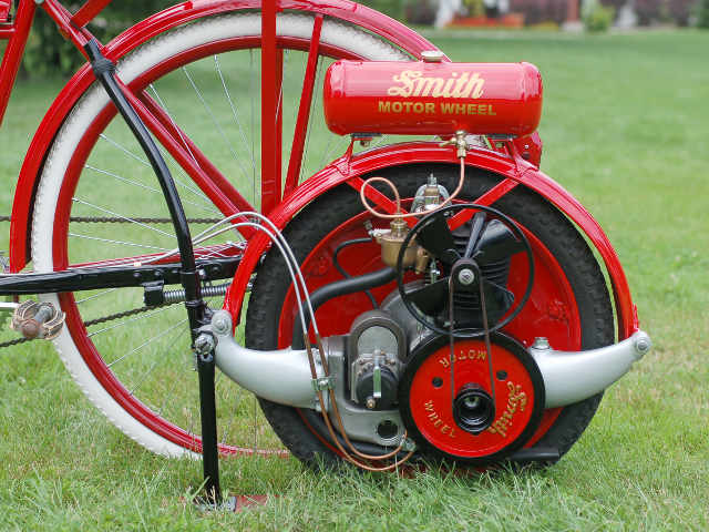 Smith Motor Wheel Mead Crusader