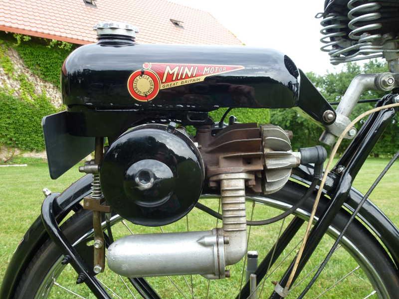 Trojan Mini Motor Rudge